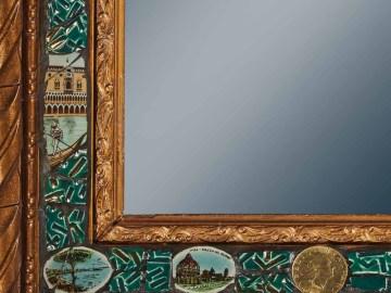 Détail Miroir Italie