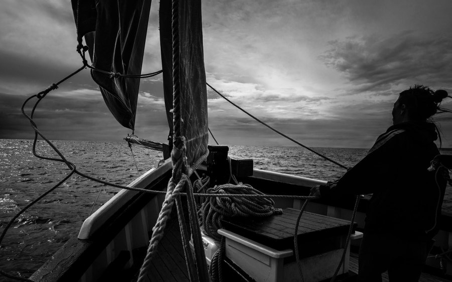 """Bout au vent Photographie Arnaud Carette""""Viens je m'en vais voir le monde""""Photographie Arnaud Carette,newsletter du mois"""