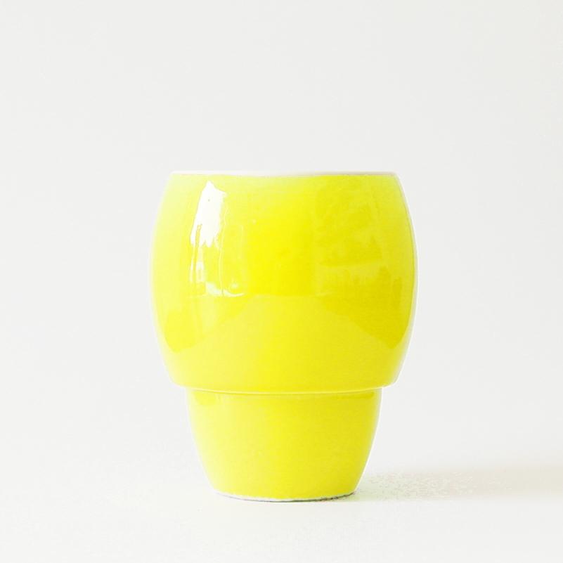 Gobelet Empilable jaune