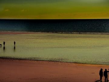photographie Hocine Saad / Douarnenez/plage 01