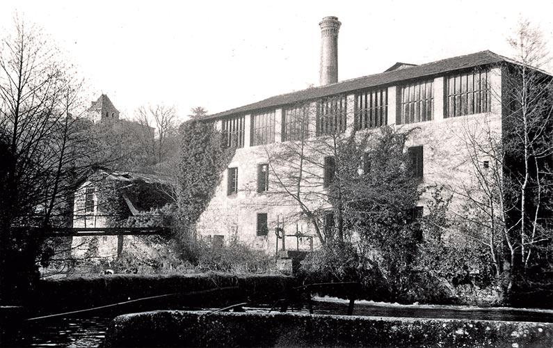 Moulin del Chay est