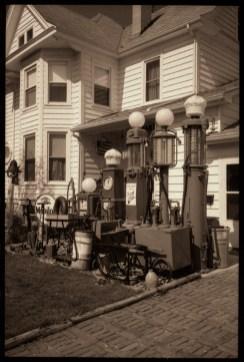 Pompes à gazole, Route 66