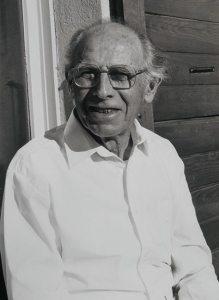 Portrait de Fred Bourguignon | Cliquez pour agrandir