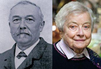 M.J. Combe et Suzette Bariat, née Lourtal