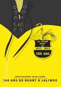 Fac-similé du recueil de l'US Lalinde Rugby