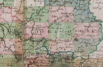 La carte de Beyleme et la toponymie en Périgord