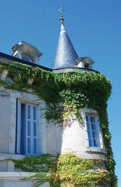 Tourelle-Hotel-Edward-1er-Monpazier-Dordogne