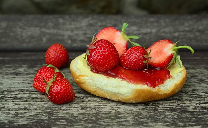 La fraise, cuisine & diététique