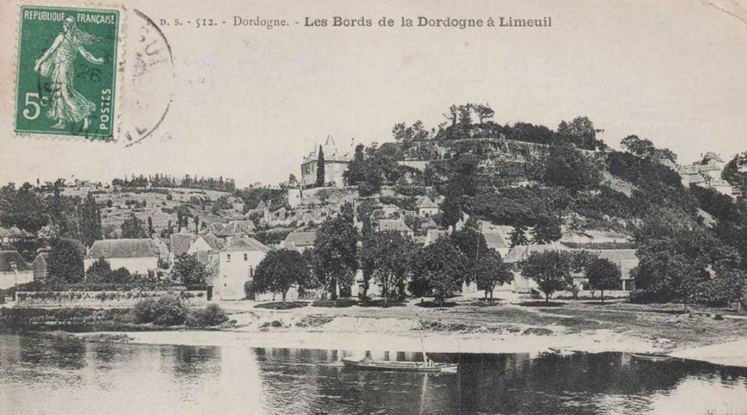 La navigation sur la Dordogne