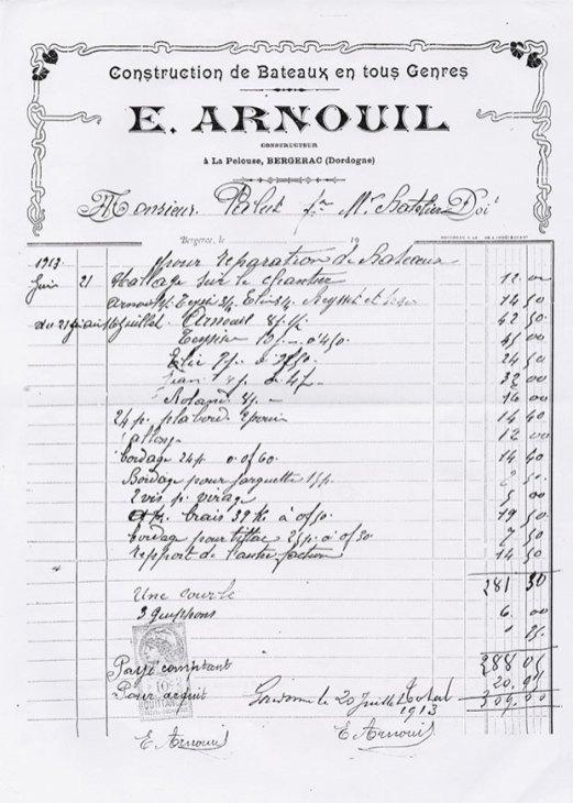 facture-chantiers-naval-bergerac-arnouil