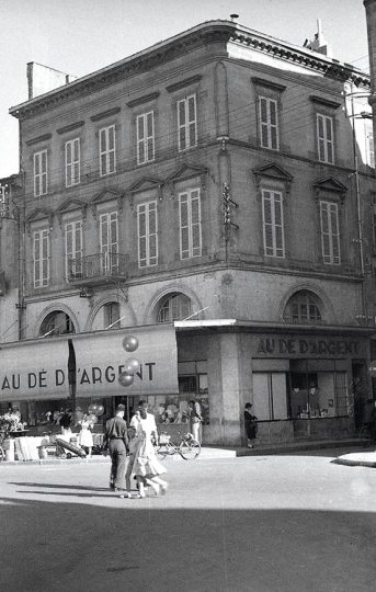 Bergerac 1950, Au Dé d'Argent