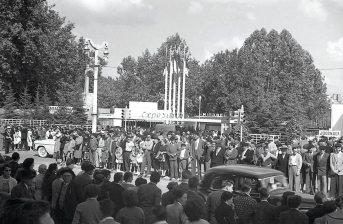 Bergerac 1956, Parc des Expositions