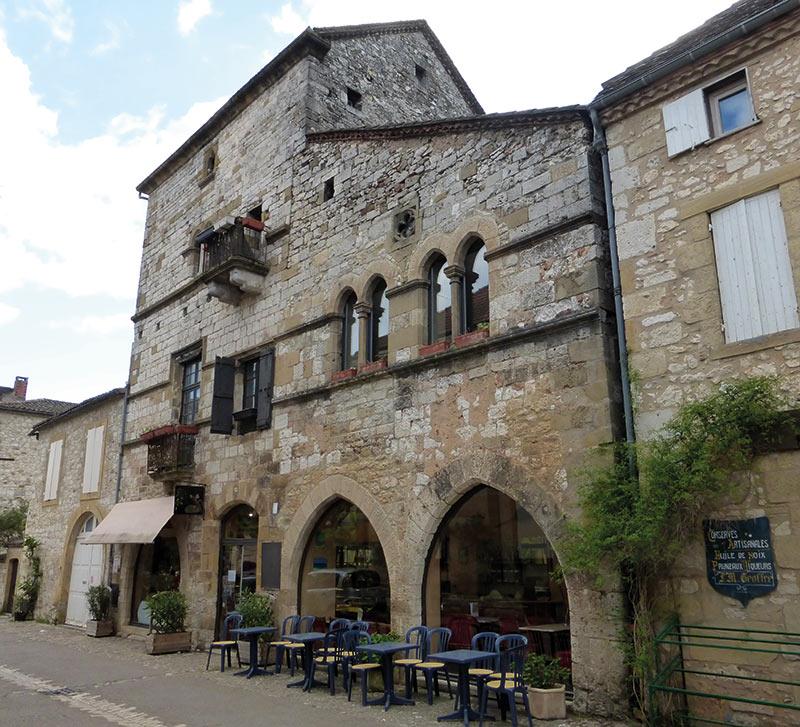 Monpazier, Maison du Chapitre