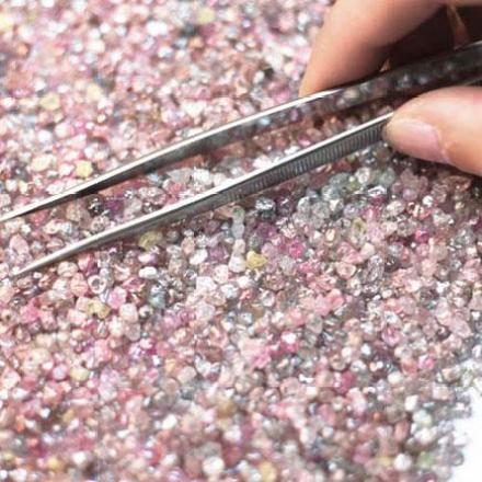 Diamants Bruts Crédit Mine d'Argyle
