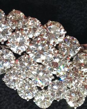 Diamants Tailles Brillants