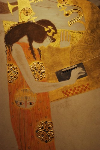 Gustav Klimt Frise de Beethoven Reproduction