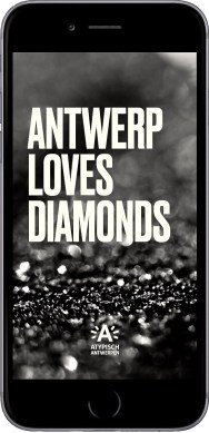 ANTWERP LOVES DIAMONDS