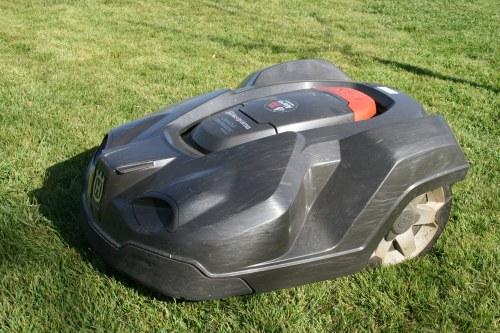 robot tondeuse husqvarna