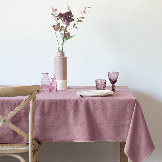 textile rose