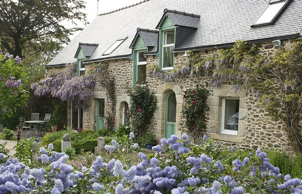 Longère bretonne