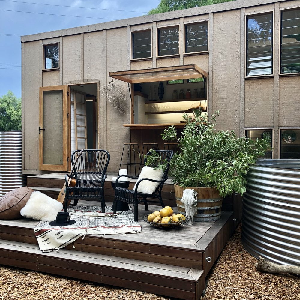 A beautiful Tiny House fromLittle Byron