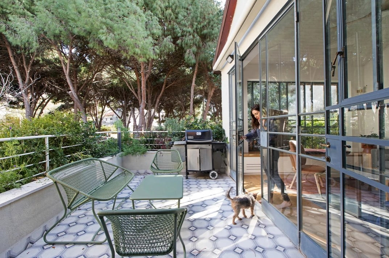Duplex clair et aéré - crédit studio details et photo Sheeran Carmel
