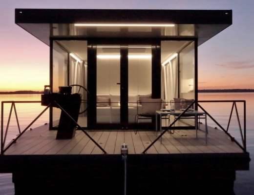 Loungeboat - Chris Finckh et Tanja Wunderlich