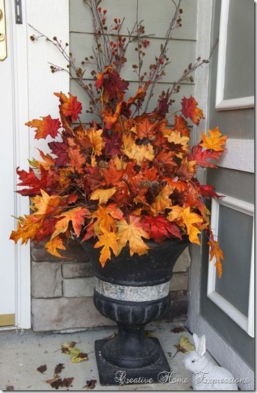 Potée d'automne