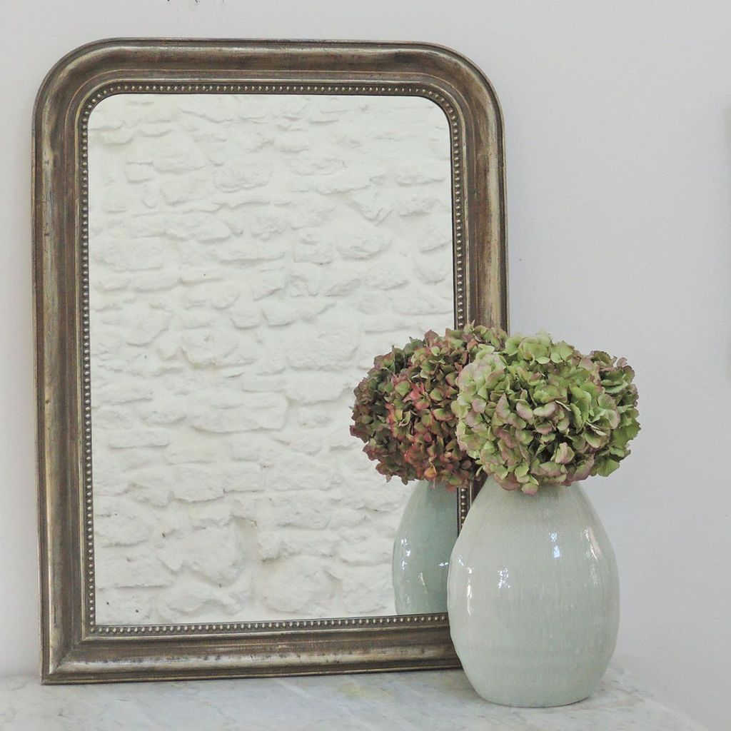 miroir moulures