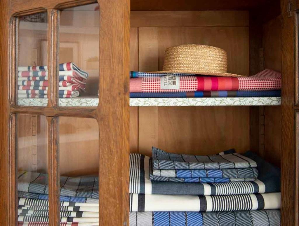 Tissage de Luz - Linge de Maison et tissus fabriqués en France - Made in France
