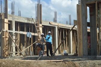Hospital Construction Update