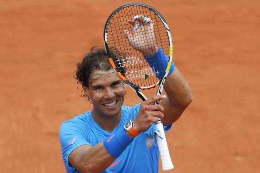 Rafael Nadal Is Going to Play Tennis in a $775,000 Watch