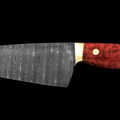 Forged Kitchen Knives Remodel Las Vegas The Mad Bladesmith Behind World's Greatest