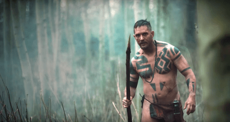 Tom Hardy in FX' Taboo