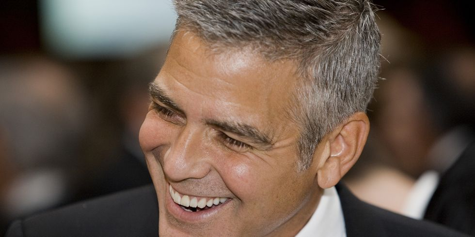 The Best Parts Of Going Gray For A Day Best Men's Hair 2014