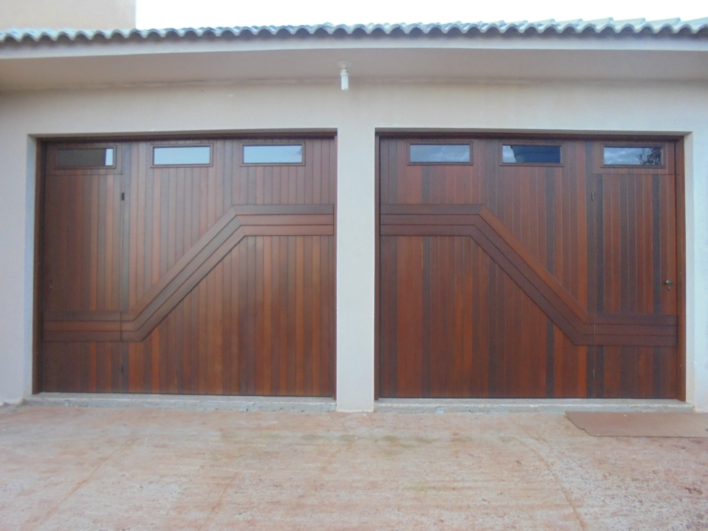 Porta garagem