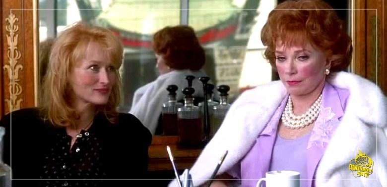 Meryl Streep e Shirley MacLaine
