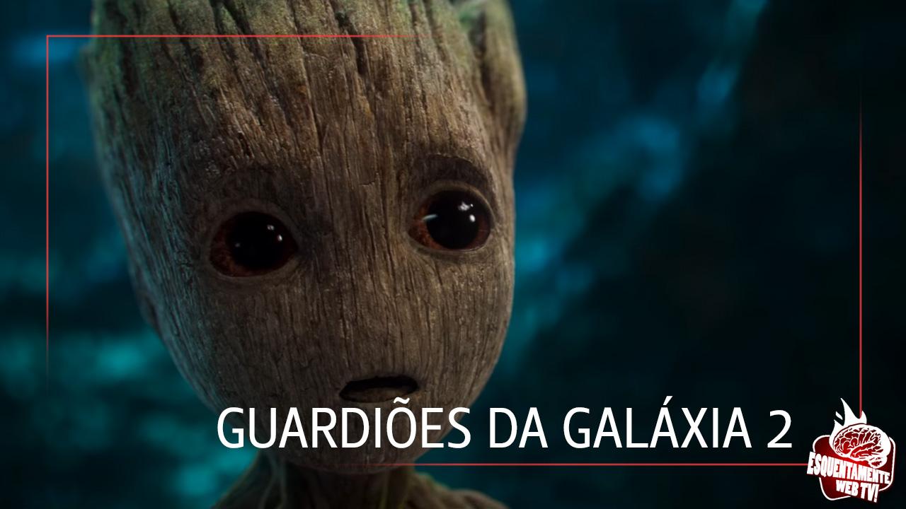Guardiões da Galáxia 2 novo trailer da Marvel