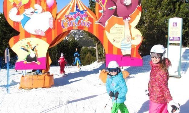 Pistas para Niños – Bababoom Circus (1/2)