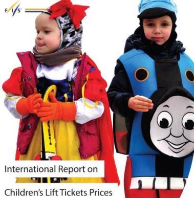 Precio del Forfait Infantil en el Mundo - FIS Informe Internacional