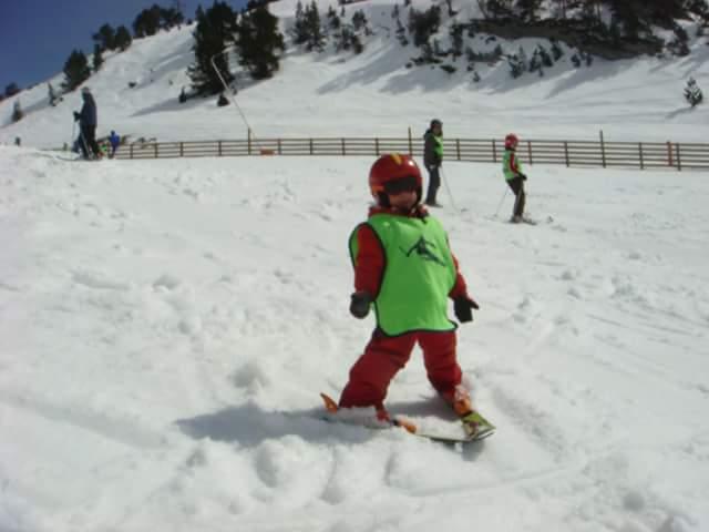 Esquia con Peques Familia