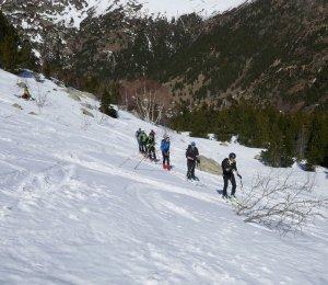 Curso de iniciación al esquí de montaña @ Pirineo Aragonés