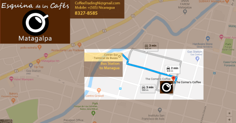 mapa+Matagalpa+EsquinaDeLosCafes+COTRAN+sur