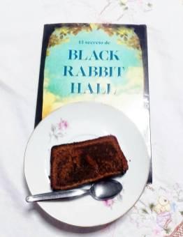 El pastel de jengibre de «El secreto de Black Rabbit Hall»