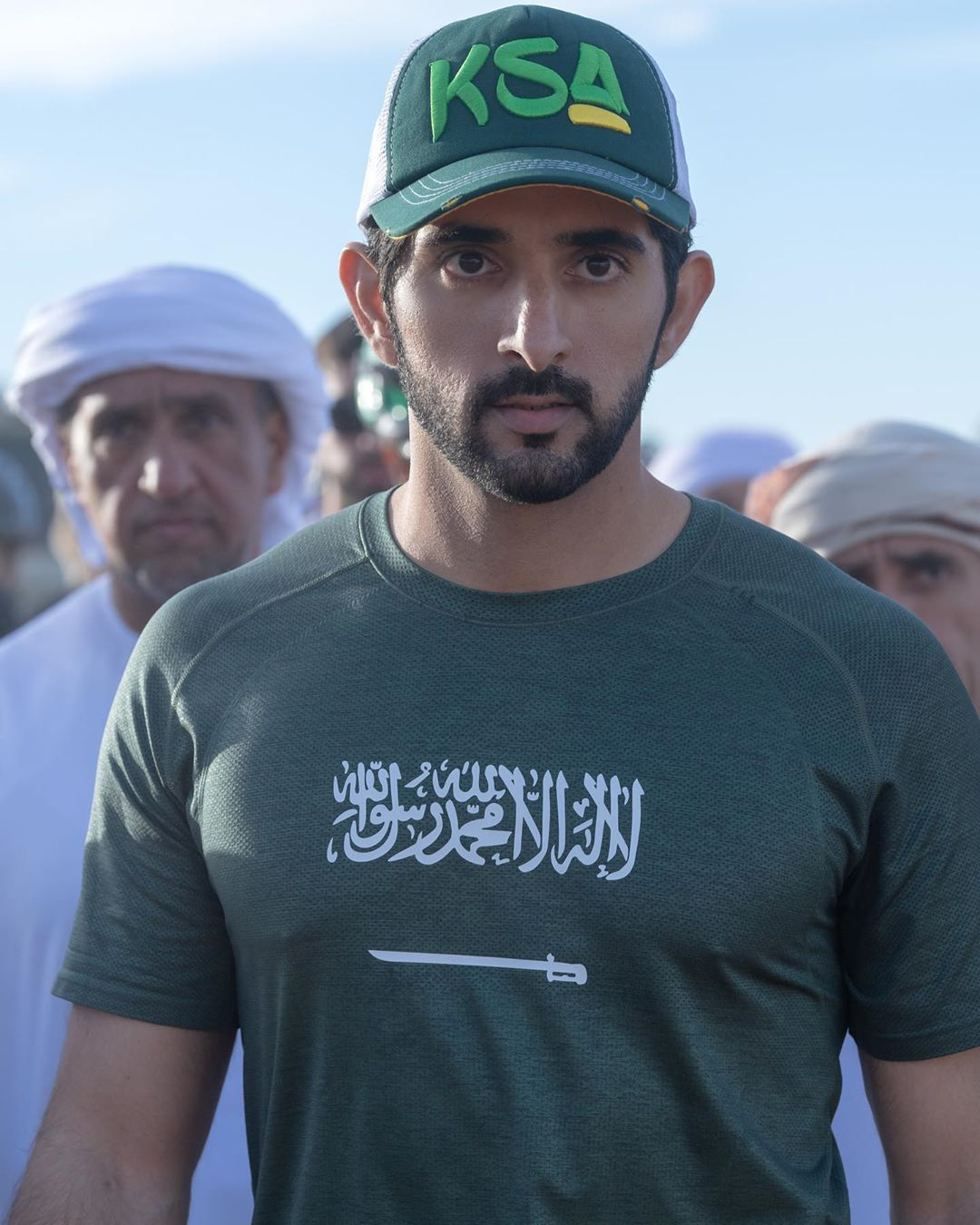 Sheikh Hamdan Wife Photos : sheikh, hamdan, photos, Study, Sheikh, Hamdan, Fashion, Trendsetter, Influencer, Esquire, Middle