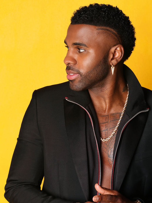 Jason Derulo Hairstyle : jason, derulo, hairstyle, Jason, Derulo, Album,, Happy, Esquire, Middle