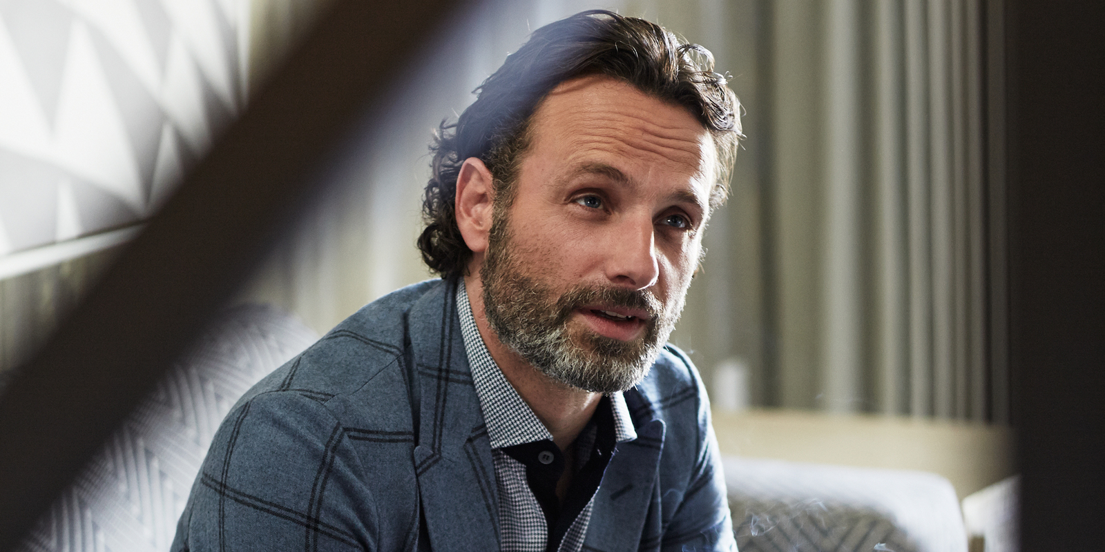 The Walking Dead's Andrew Lincoln Style Special