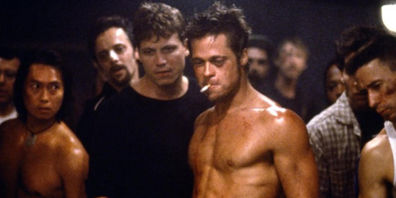 How To Get A Body Like Brad Pitt In Fight Club