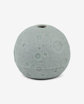 molde para gelo em forma de lua