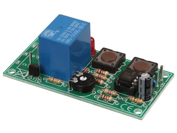 Adjustable Interval Timer Module Vm136